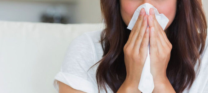 Remedies for chronic cold in Ayurveda