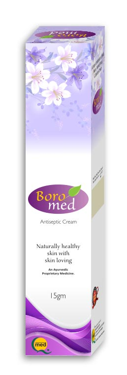 Boromed - Antiseptic Cream