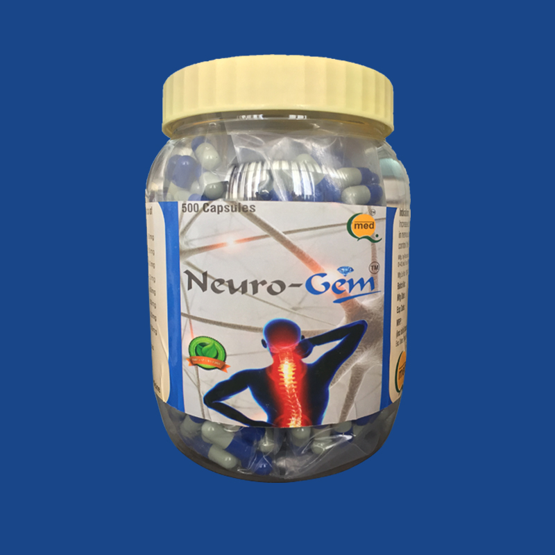 Neuro-Gem is Neuro Capsules